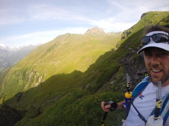 Opstigningen mod Faulhorn